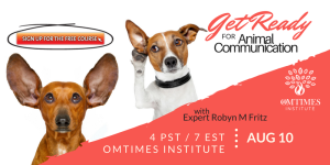 get ready for animal communication